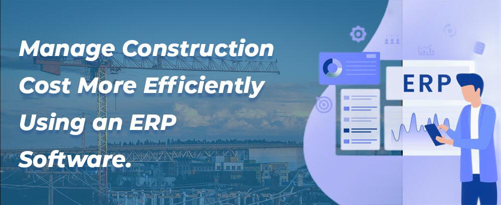 construction ERP Singapore